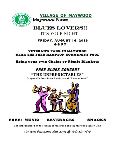 Blues Lovers Concert