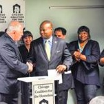 Governor Pat Quinn Signs Rep. Chris Welch's Bill Providing Park Grants for DistressedCommunities
