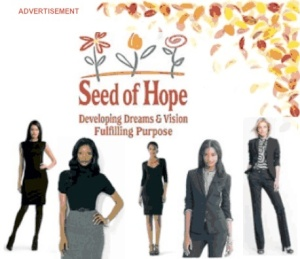 ADVERTISEMENT-SEED OF HOPE FALL INTO FASHION