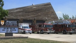 Maywood Fire Station One