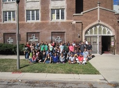 Walther Christian Academy Raises Record Amount to Fight Hunger Via Proviso Area CROPWalk