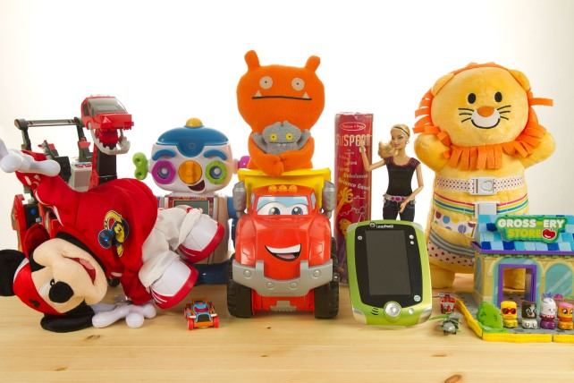 BEST TOYS GUIDE 2012 CHRISTMAS TOYS