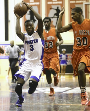Proviso East Boys Fall to St. Joseph 68-61 in Proviso West Holiday Tourney Quarterfinals