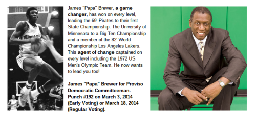 Advertisement_Jim Brewer For Committeeman