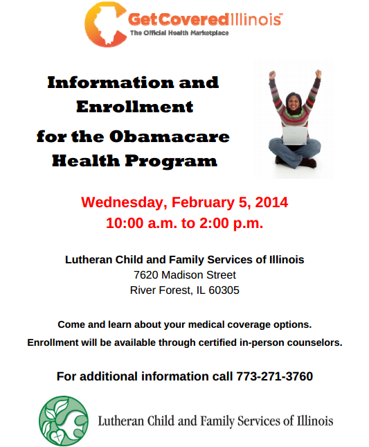 Obamacare Informational Event (Picture)