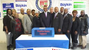 Proviso Township Political Heavyweights Preparing To Mobilize For Boykin, Their 'Candidate For The Suburbs'