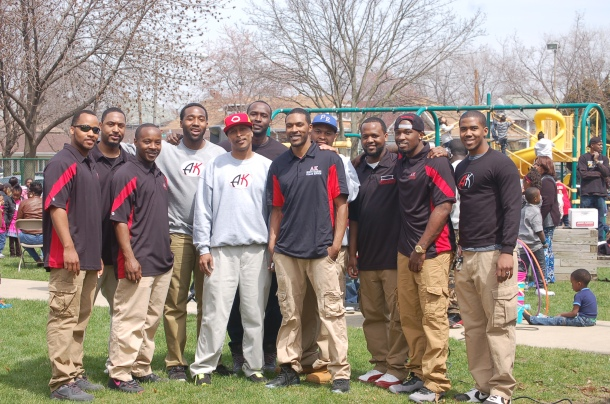 The Men of Athletic Konnections II
