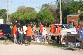 """CeaseFire Launches Safe Summer With Free Food & """"Shot OfLove"""""""