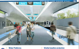 CTA Blue Line Makeover II