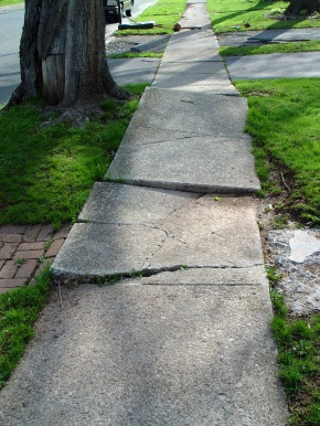 Maywood Property Owners With Damaged Sidewalks Could Get Help