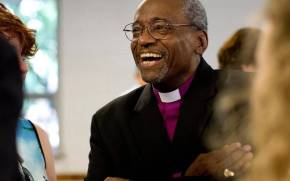 Michael Curry, Baptized In A Maywood Church, Becomes First Black Head of Episcopal Denomination