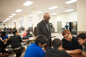 'There's an Energy at Work at Proviso East and D209,' Notes Forest Park ReviewEditorial