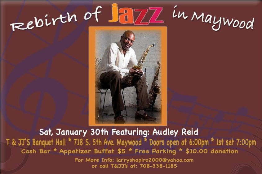 Jazz in Maywood January
