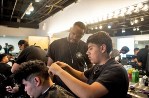 Barber Academy Brings Proviso Students A Cut Above The Competition; Models Wanted In Maywood, BroadviewAreas