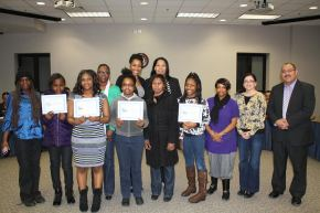 District 89 Crowns Spelling Bee Winners; PMSA Achieves International Baccalaureate World School Status