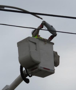 Maywood to Make Energy Efficient Upgrades to 670 Street Lights