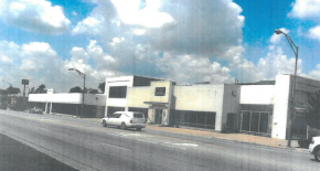 Maywood Looking To Acquire Abandoned Car Dealership On Roosevelt And 5th Ave. | Metra Station MovesForward