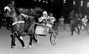 That Time When Muhammad Ali Raced Horses At Maywood Park