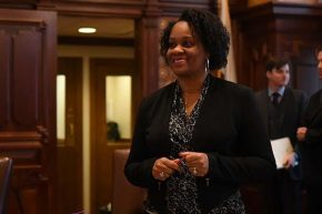 Lightford Leads Resurgence of Springfield's Black Caucus