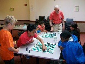 Maywood Chess Club Teaches Youths That 'Life Is About Making the Right Move'