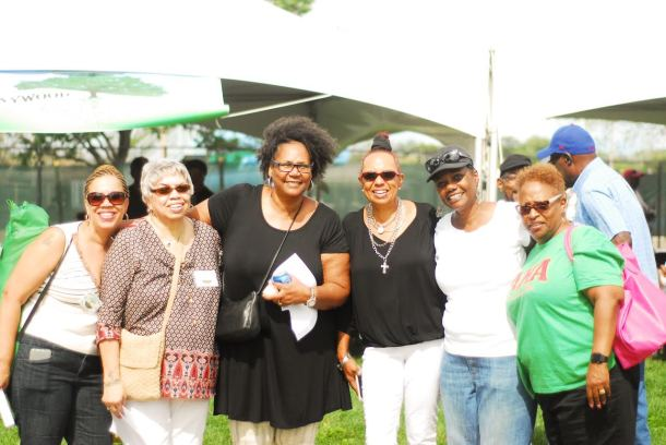 Maywood Old Timers picnic I