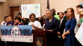 Cook County to Launch Health Program for Uninsured