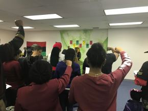 Maywood Kwanzaa Ceremony Highlights Day Five's Nia, or Purpose, By Emphasizing Black Economics