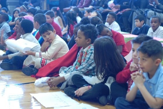 washington-dual-language-academy_students-sit-during-the-thursday-assembly