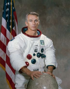 Proviso East Grad Eugene Cernan, Last Man to Moonwalk, Dead at 82
