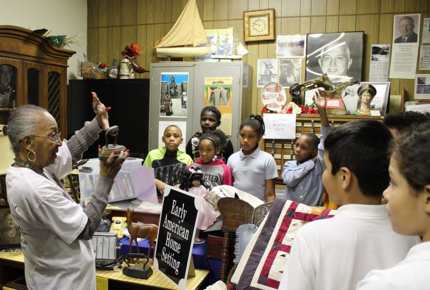 Emerson students visit West Town.jpg