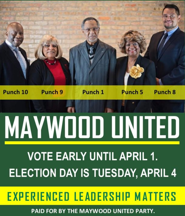Maywood United Party