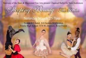 Stairway of the Stars and Maywood Fine Arts Present 'SleepingBeauty'