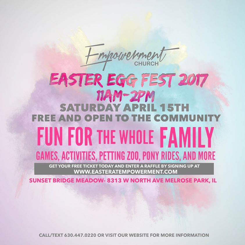 Easter Egg at Empowerment