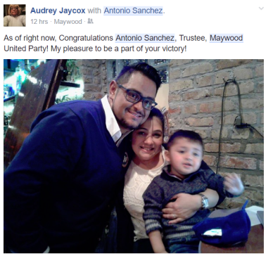Facebook reactions_Antonio Sanchez_Jaycox