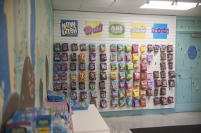 After Closing for Facelift, Ferrara Candy StoreReopens