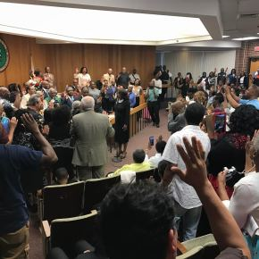 After Swearing In, Maywood Board Members Hit With GoverningReality