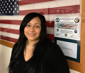 A Brief Conversation with New D88 Board President SondraMcClendon