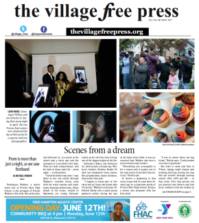 Pick Up the May Issue of Village Free Press in Print or Read it Online Now