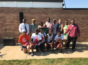 Fred Hampton Pool Officially Opens and  Proviso East Lifeguards Start Work