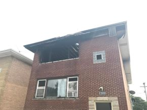 Breaking: Fire Breaks Out at 1606 Madison in Maywood  on June30