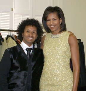 When Michelle Obama's Former Hairstylist 'Moved On Up To' Maywood