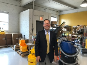 Maywood Business Expands Thanks to County BrownfieldGrant