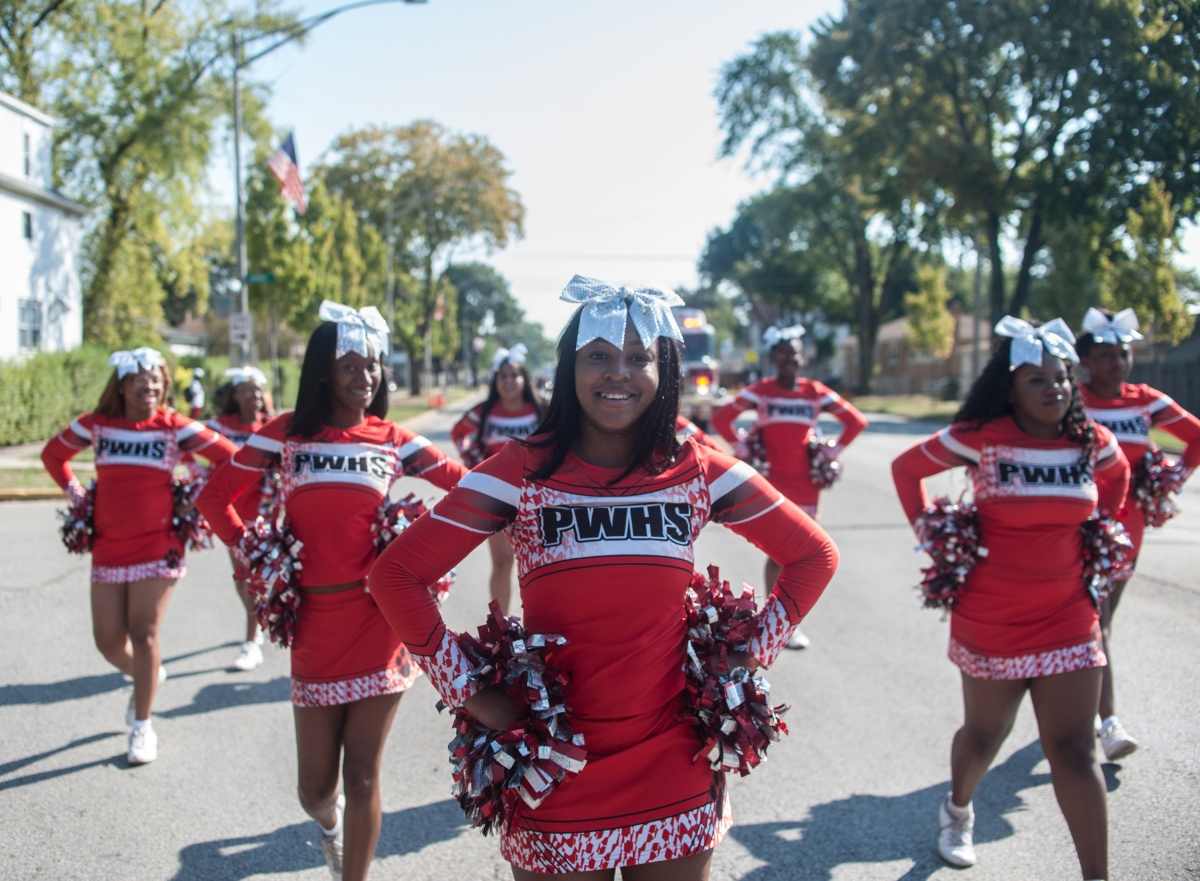 It's Back! Proviso West's Homecoming Parade in Pictures