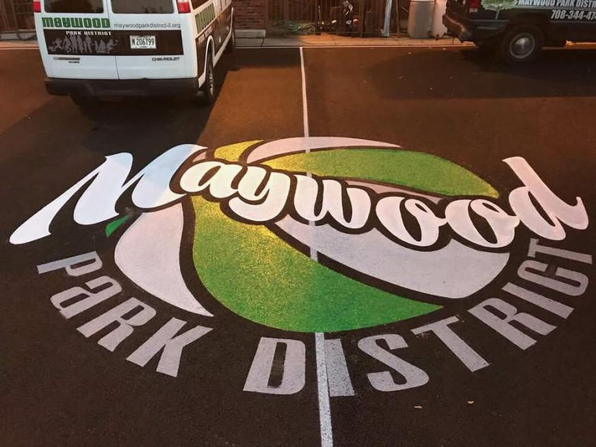 Maywood Park district