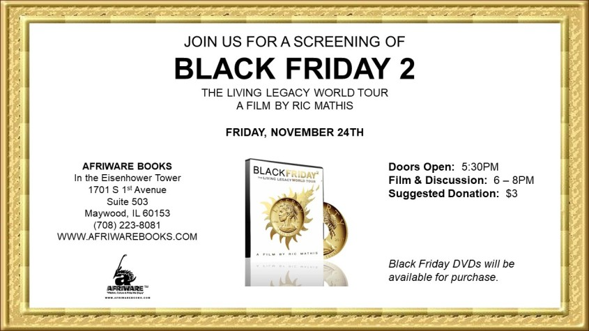 Black Friday 2 Screening
