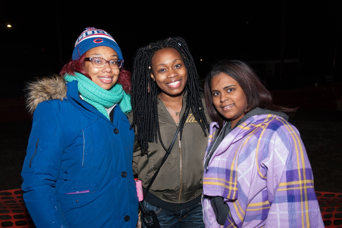 At Bellwood Bonfire, A Sisterhood Heats Up