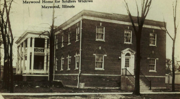 Tax credit story_Home for soldiers widows_Historic