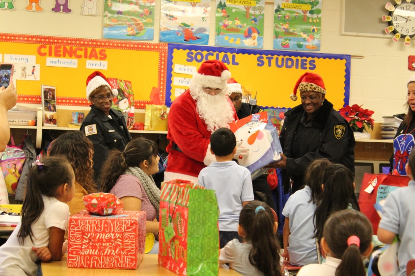 Giving at Lincoln School