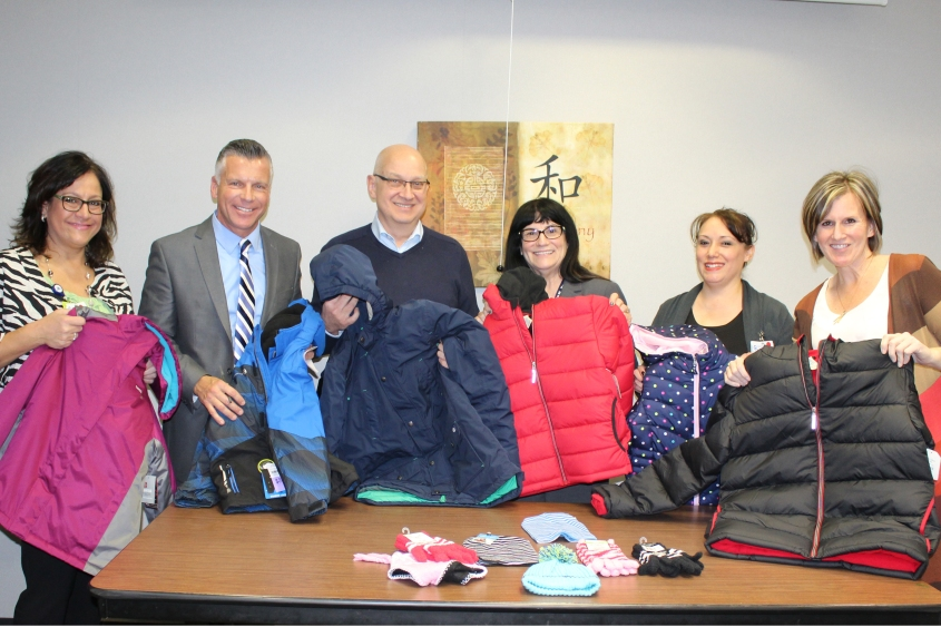 Westlake Coat Donation