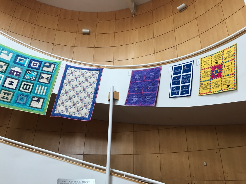 Out and About_Quilts on display_2